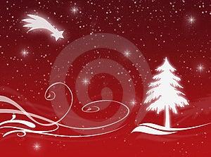 Christmas night Free Stock Photos