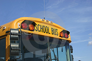 School Bus Stock Photography - Image: 370462