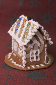 Free Stock Image - Gingerbread House