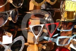 Sunny Sunglasses 1 Stock Image - Image: 374871