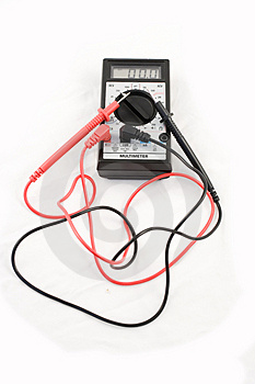 MultiMeter Stock Images - Image: 3708024