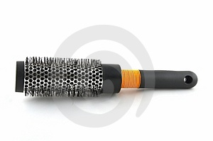 Hairbrush Stock Image - Image: 3714581