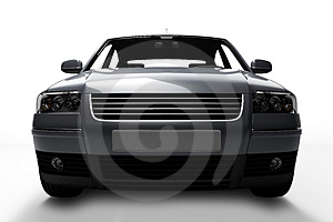 VW car Royalty Free Stock Image
