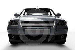 VW car Royalty Free Stock Image