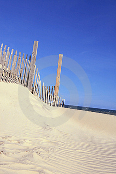 Beach View Royalty Free Stock Photo