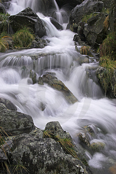 Ogwen Stream Stock Photography - Image: 3735742