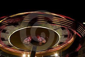 Fun Fair At Night Royalty Free Stock Photos - Image: 3738218