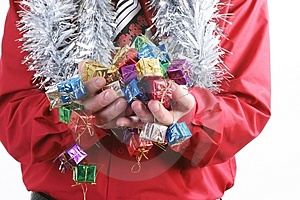 Presents Stock Photos - Image: 3776383