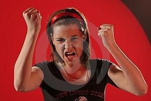 Scream Stock Photography - Image: 3781822