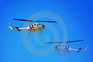 Air Support Royalty Free Stock Images - Image: 3782829