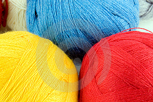 Yarn For Knitting Stock Photography - Image: 3790062