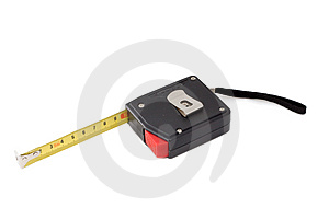 Tape Measurer Royalty Free Stock Photos - Image: 3794958