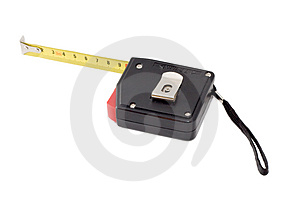 Tape Measurer Royalty Free Stock Images - Image: 3794959