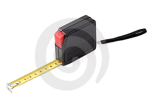Tape Measurer Royalty Free Stock Photos - Image: 3794968