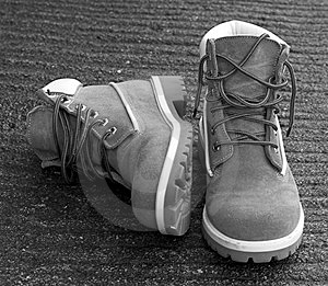 Boots. Stock Image - Image: 381701
