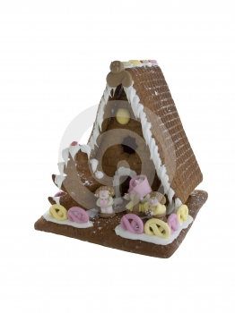 Stock Images - Gingerbread House