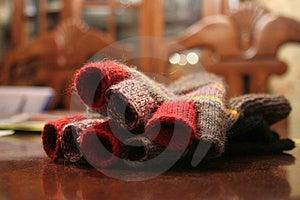 Handskar Royaltyfria Bilder - Bild: 3808669