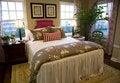 Bedroom 2592 Royalty Free Stock Photos