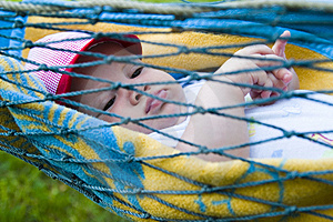 Baby Boy Resting Royalty Free Stock Photo - Image: 3840825