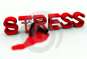 Stress Is Murder 6 Stock Photos