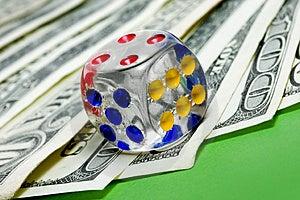 Gambling Stock Image - Image: 3854791