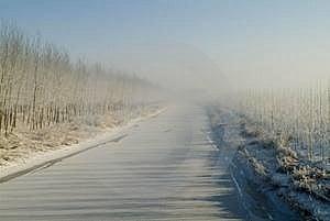 Frozen River Royalty Free Stock Photos - Image: 3855838