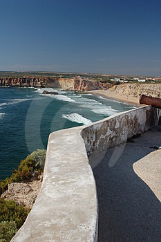 Portugal Coast Royalty Free Stock Photography - Image: 3859167