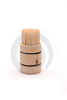 Toothpicks Stock Images - Image: 3877304
