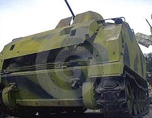 M113 Stock Image - Image: 3879881