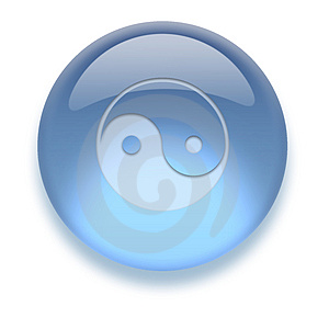 Aqua Icon Royalty Free Stock Photo - Image: 3882755