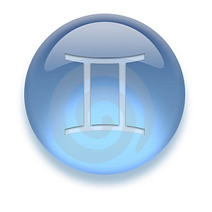 Aqua Icon Stock Photography - Image: 3882872
