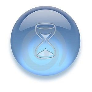 Aqua Icon Imagem de Stock - Imagem: 3882881