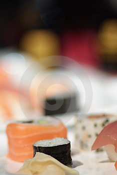 Sushi Royalty Free Stock Photography - Image: 3884577