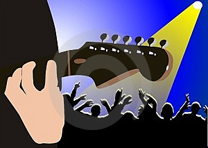 Concert Royalty Free Stock Photos - Image: 3891088