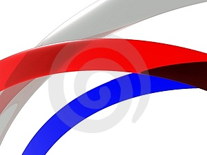 Ribbons Royalty Free Stock Photo - Image: 3895925