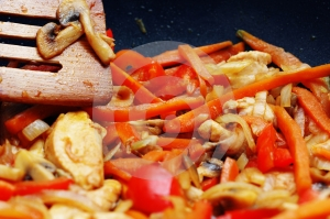 Thai food - Stir fry Free Stock Photos