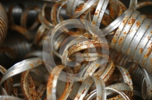 Rusted Steel Royalty Free Stock Images - Image: 395259