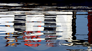 Water Reflections Royalty Free Stock Image - Image: 3901786