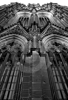 Cologne Cathedral Royalty Free Stock Photos - Image: 3907728