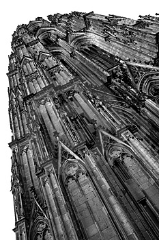 Cologne Cathedral Stock Image - Image: 3907731