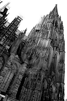 Cologne Cathedral Stock Photos - Image: 3907733