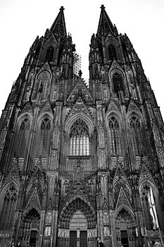 Cologne Cathedral Stock Photography - Image: 3907742