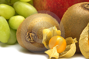 Exotic Fruits Royalty Free Stock Images - Image: 3907769