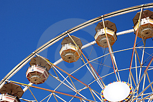Large Ferris Wheel Stock Photography - Image: 3918292