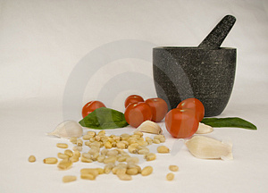 Italian Cooking Royalty Free Stock Photo - Image: 3922015