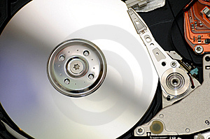 Hard Disk Drive Stock Photos - Image: 3927113