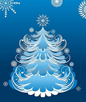 Winter Design Element Royalty Free Stock Photos - Image: 3929098