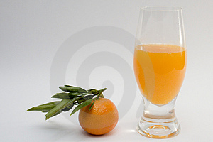 Tanderine Juice Stock Photography - Image: 3934642