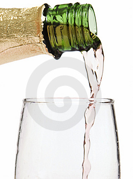 Pour Me A Drink Stock Images - Image: 3936054