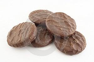 Chocolate Cakes Stock Photography - Image: 3944632